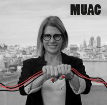 Video creativo + email para la marca Muac Design. Un proyecto de Publicidad, Cine, vídeo, televisión, Br, ing e Identidad, Cop y writing de Elena Peinador - 21-10-2017
