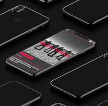 Web responsive. A Web Design project by Noir Design         - 25.10.2017