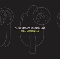 Pictogramas | Flora Argentina. A Design project by Micaela Fraire         - 30.10.2017