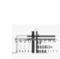 """LA GASOLINERA"" LOGO PROJECT. A Br, ing, Identit, and Graphic Design project by Lucía  Ortega Franco         - 04.11.2017"