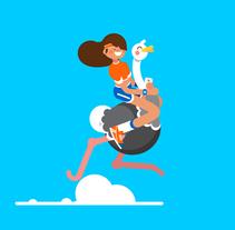 We Compete. Un proyecto de Animación de personajes de Moncho Massé - 10-06-2016
