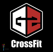 Logotipo - Crossfit G2. A Design Management, and Graphic Design project by Alberto Fernandez Martin - 07-02-2017