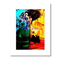 Ilustración. Um projeto de Ilustração, Fotografia, Artes plásticas, Pintura, Lettering, Retoque digital e Ilustración vectorial de ceresstudio         - 16.11.2017