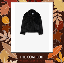 The coat edit. A Editorial Design, Fashion, and Graphic Design project by María Mancha - 16-11-2017