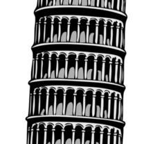 TORRE DE PISA. A Architecture project by mlfg300         - 17.11.2017