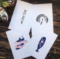 Cuentos de hadas. Un proyecto de Ilustración y Dirección de arte de Pablo Choca - 19-11-2017