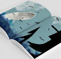 Ilustración para libros. Un proyecto de Ilustración y Collage de Jose Blasco Pitarch         - 26.11.2017
