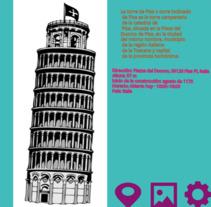 Torre de pisa  full Hd. A Education project by bybraisxx          - 24.11.2017