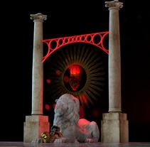 Mi Proyecto del curso: Dirección de Arte con Cinema 4D. Un proyecto de 3D de Diego   de los Reyes         - 26.11.2017