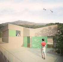 Casa Baladrar. Proyecto fin de Master. A 3D project by Coral Casado Cifuentes - 27-11-2017