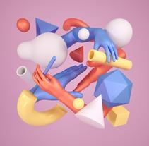 Corporeal. Un proyecto de Ilustración y 3D de Serafim Mendes         - 21.10.2016