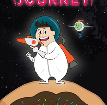 Plantilla para videojuego: Sweet Journey. A Character Design, Game Design, Graphic Design, and Comic project by Luis Delgado - 07-12-2017