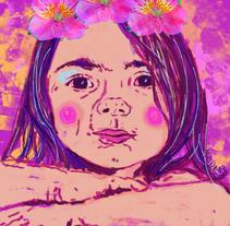 Nuevo proyecto: hijas: Moritalinda . A Fine Art project by María Belén De Rienzo         - 07.12.2017