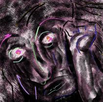 Rostro. Un proyecto de Ilustración y Bellas Artes de Arcimboldo de Mirima - 13-09-2017