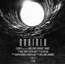 Drained - Film Dossier. A Design, Film, Video, TV, Graphic Design, Film, and Vector illustration project by Víctor Galán Domínguez - 08-12-2017