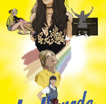 La llamada. A Design, Illustration, and Graphic Design project by Samuel Juan Lora         - 09.11.2017