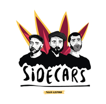 Ilustración de Sidecars para Música Ilustrada. Un proyecto de Ilustración vectorial de Jorge GM         - 19.10.2017