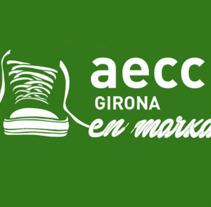 Web IV Cursa Contra el Càncer Girona (www.aeccgironaenmarxa.com). Un proyecto de Diseño Web de Adrià Salido Zarco         - 22.12.2017