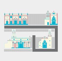 Mi Pueblo. A Illustration, and Graphic Design project by Sema García Diseño - 03-01-2018