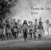 Festa da Mel (na aldeia Guajajara). Un proyecto de Fotografía de Jesús Pérez - 20-09-2017
