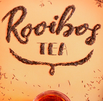 Crafting y lettering para portada de libro Rooibos Tea. A Photograph, Graphic Design, and Lettering project by María José Medina López         - 22.01.2018