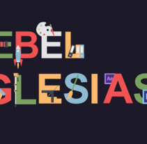 Reel 2018. A 3D, Animation, and Character animation project by Jebel Jesús Iglesias López         - 18.02.2018