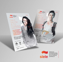 SIELE. A Art Direction, Graphic Design, Interactive Design, and Web Design project by Celina Sabatini         - 05.05.2016