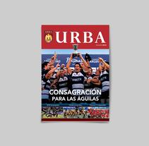 Unión Rugby Buenos Aires. A Editorial Design project by Pablo Marcone         - 20.02.2018