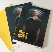 PROGRAMA NAVES MATADERO 2018. A Art Direction, and Editorial Design project by Felícitas Hernández         - 21.02.2018