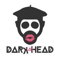 Logotipo DARK(A)HEAD. A Br, ing, Identit, Graphic Design, and Vector illustration project by Txetxu Merino         - 24.02.2018