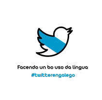 Iniciativa Twitter en galego. A Marketing, and Social Media project by Carlos García Vieito         - 07.05.2011