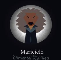 León . Um projeto de Design de Maricielo Pimentel Zúñiga         - 01.03.2018