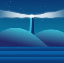 Lighthouse. Um projeto de Motion Graphics, Animação e Ilustración vectorial de Nico Medina         - 12.02.2018