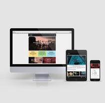 Elías Querejeta Zine Eskola, sitio web. Un proyecto de Diseño y Desarrollo Web de TGA +         - 06.03.2018