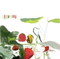 Garden Series. Um projeto de Ilustração de Carlos Miralles         - 07.03.2018
