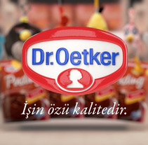 DR. OETKER ANGRY BIRDS TVC / 2016. A Film, Video, TV, 3D, Animation, and Production project by H. Oben özyakalı         - 09.03.2018