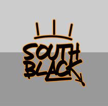 South Black. Un proyecto de Diseño de personajes e Ilustración vectorial de Julio Orozco         - 12.03.2018