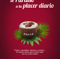 Cartel Publicitario. Um projeto de Design, Publicidade, Fotografia, Design gráfico, Cop, writing e Retoque digital de Helena Frías Peña         - 20.09.2017