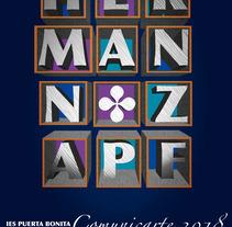Hermann Zapf. Um projeto de Design gráfico de Alejandro Camacho         - 17.03.2018