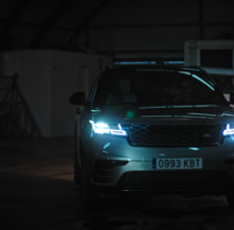 Range Rover Velar. A Advertising, and Film project by Paul Stein         - 21.03.2018