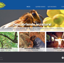 Web Tomanatura. A Web Design project by Amelia Fernández Valledor         - 15.02.2018
