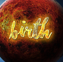 """Birth"" - ShowArt. A Design, Graphic Design, T, pograph, and Digital retouching project by Rafael Ricardo Nieva De Palma         - 18.05.2017"