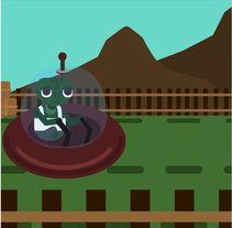 Mi Proyecto del curso: Animación y diseño de personajes en After Effects. A Design, Animation, and Character animation project by Guillermo Sergent Niño         - 30.03.2018