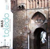 #54 M.A.S. TOLEDO. A Photograph, Editorial Design, and Graphic Design project by Manuela Jiménez Ruiz de Elvira         - 04.04.2018