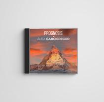 Portadas de EP para Álex Garcigregor. Um projeto de Design, Direção de arte e Design de produtos de Cristina Coll Fernández         - 15.10.2017