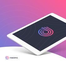 Fiberpic. Un proyecto de Br, ing e Identidad y Diseño gráfico de Acid Estudi         - 12.04.2018