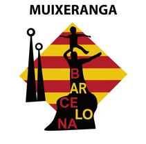 Escudo Muixeranga de Barcelona. A Design, and Graphic Design project by Alba Vercher Sapiña         - 20.04.2018
