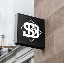 Logo Personal SB. Um projeto de Design editorial, Design gráfico e Design de logotipo de Sandra Bermejo Molas         - 23.04.2018